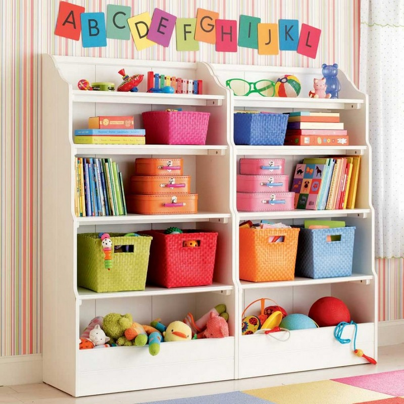 kids-bookshelves-storage-solution